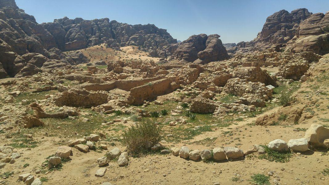 Al Beidha, Jordania