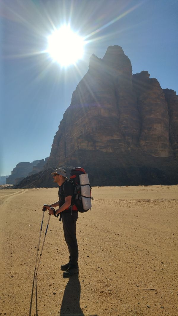 Lawrence z Arabii, Wadi Rum