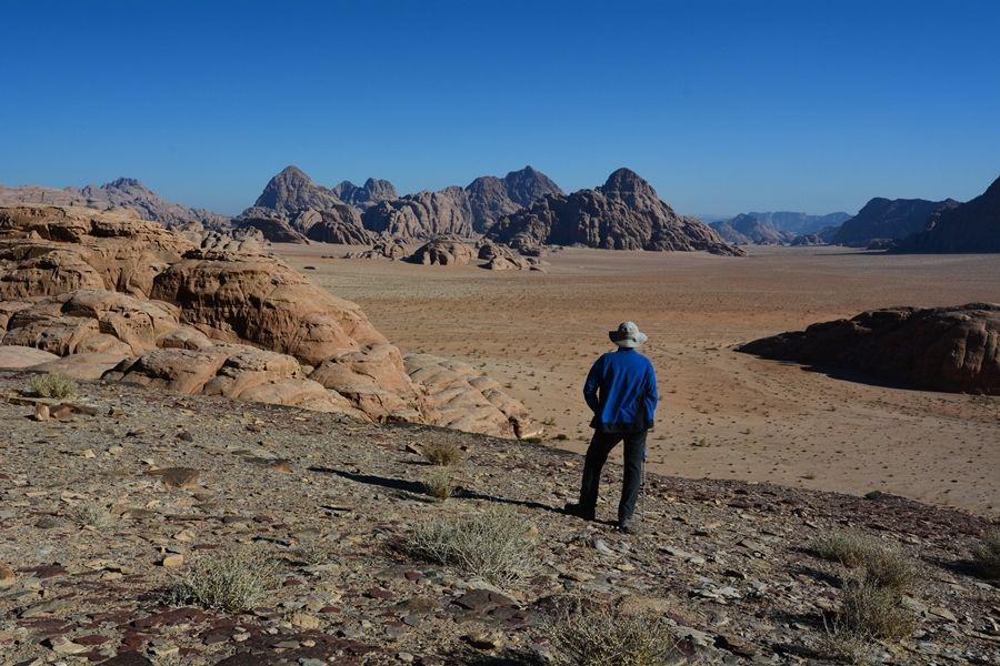 wycieczki, Wadi Rum, pustynia