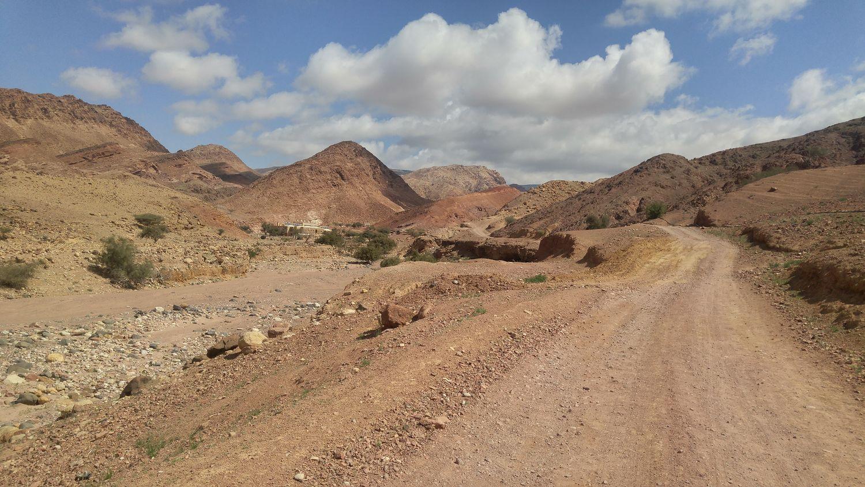 rezerwat Dana Jordania