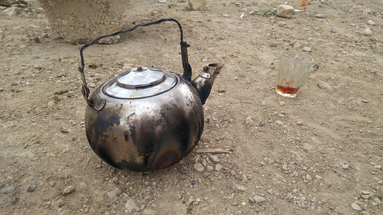 Jordania, herbata po beduińsku