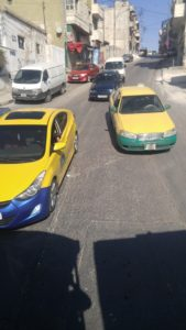 taxi Amman Jordania