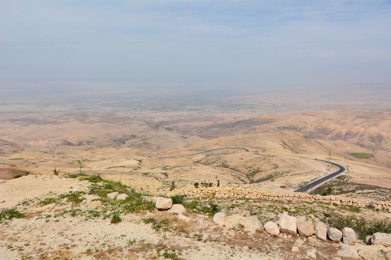 Dolina Jordanu, Jordania
