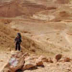 Najładniejsze szlaki piesze - Ejlat , Izrael południowy i trekking