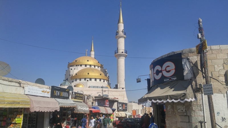 Madaba, centrum