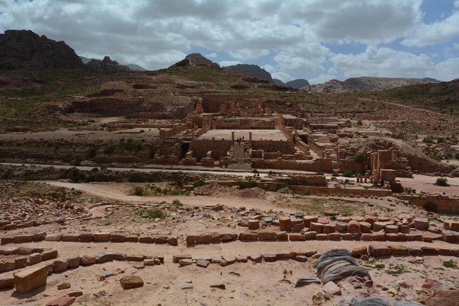 wycieczka do Petry, Jordania, Petra