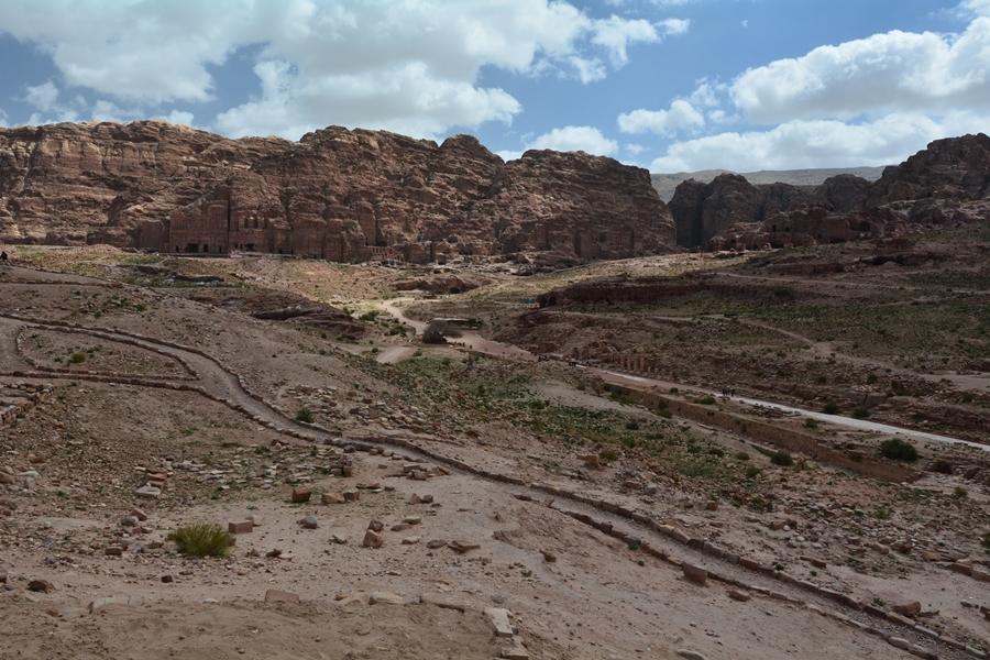 Petra, Jordania, UNESCO