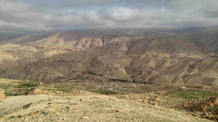 Wadi Hasa, Jordania