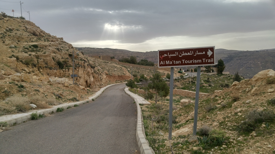 autostop Jordania