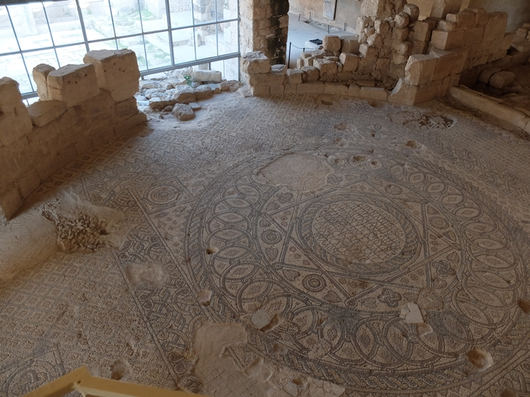 Park archeologiczny, Madaba, Jordania