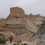 Zamek Al – Karak w Jordanii. Ślady krzyżowców na Szlaku Jordańskim