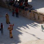 Wyścigi rydwanów, puste krzesła i ruiny Dżerasz, czyli Geraza w krasie