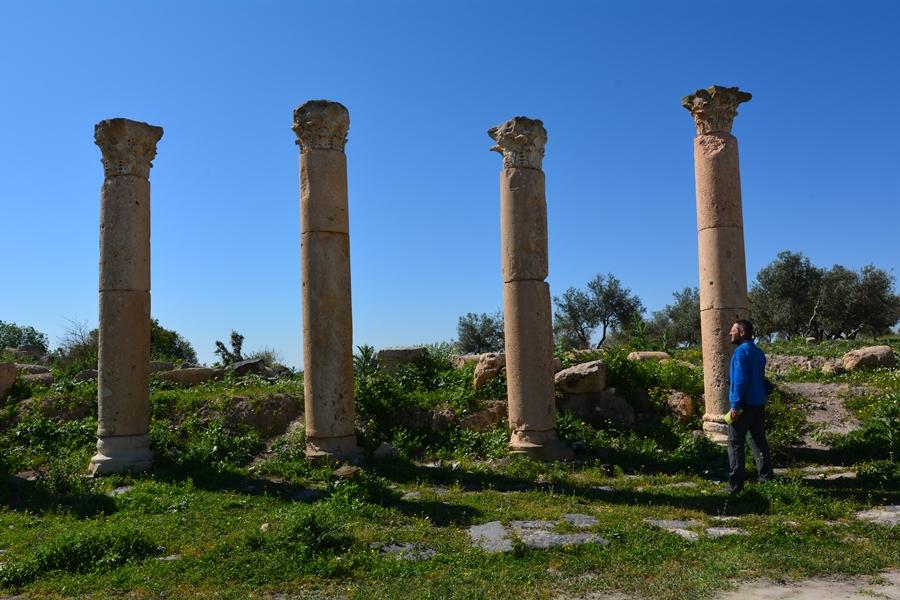 Gadara Umm Kajs, Umm Qais, Jordania