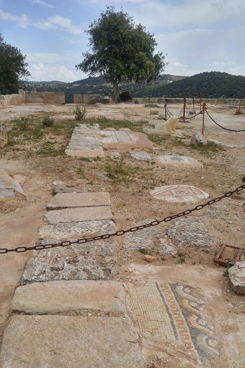 wzgórze Eliasza Jordania