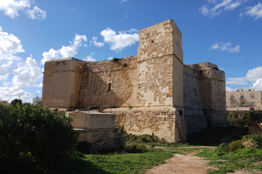 Malta, Marsaskala, wieża Tomasza