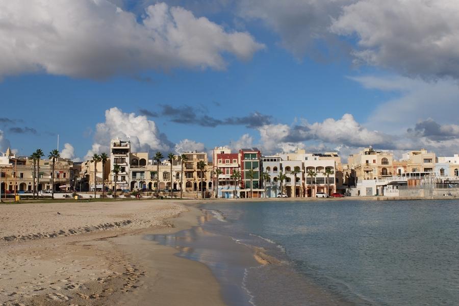 Pretty Bay, plaże na Malcie