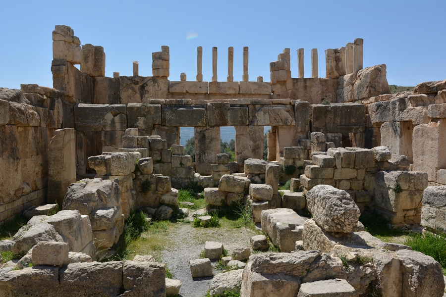 Qasr Al-Abd, Jordania