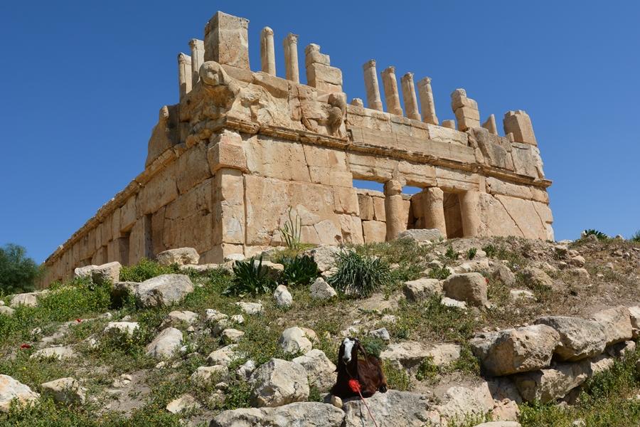 Qasr Al-Abd, Iraq al Ameer Jordania