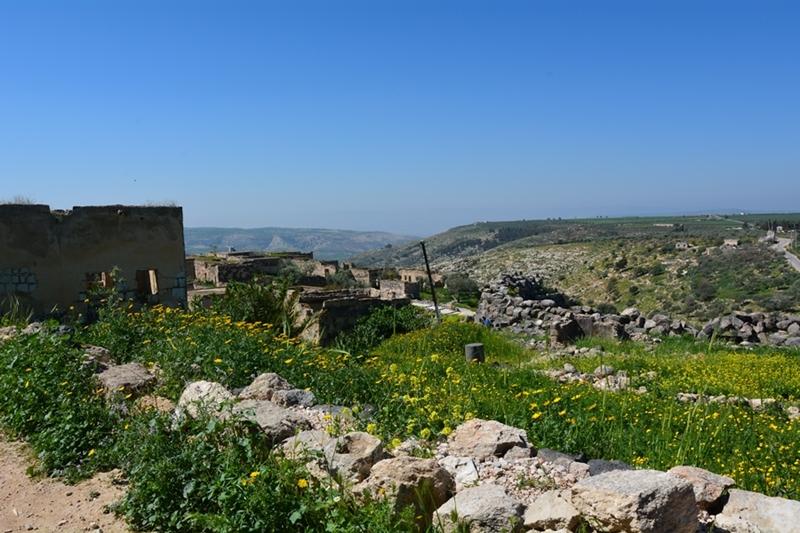 Umm Qais, Umm Kajs, Jordania