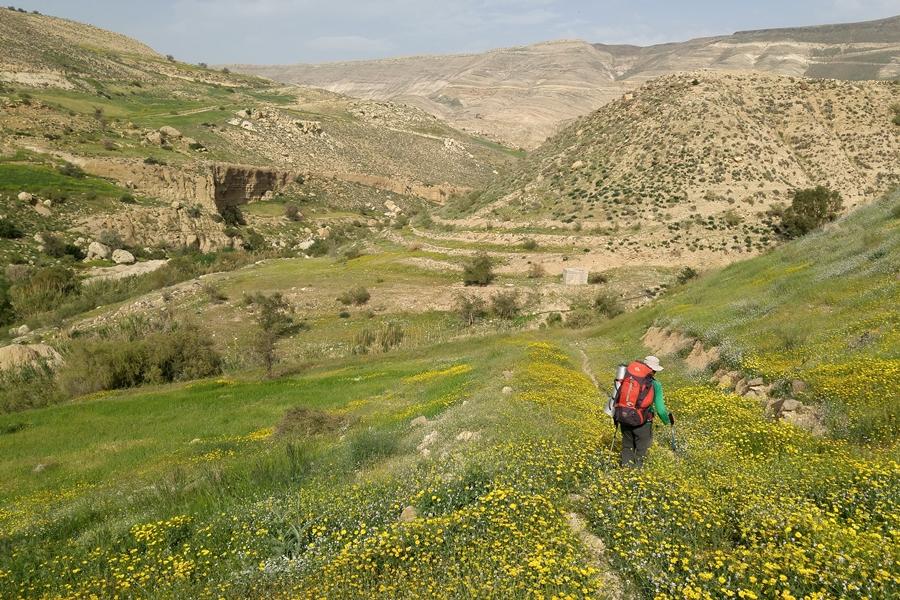 Wadi Hidan, Jordania