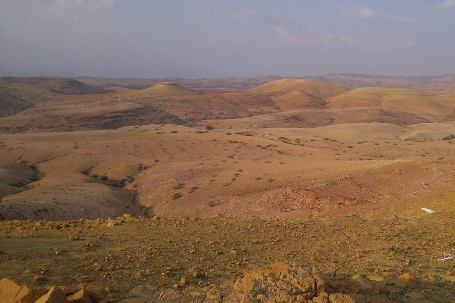 Wadi Mukhaires, Jordania