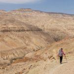 Kto mądry chodzi w poprzek? Wadi Mujib, Wadi Hidan, Wadi Zarqa