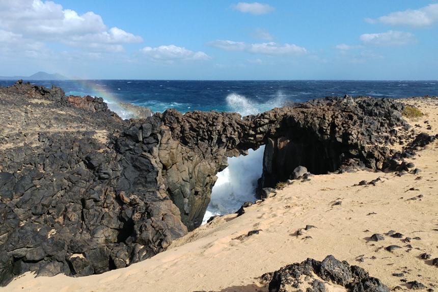 La Graciosa, Wyspy Kanaryjskie, trekking