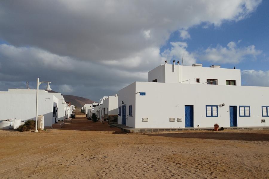 Wyspy Kanaryjskie, Graciosa, Caleta de Sebo