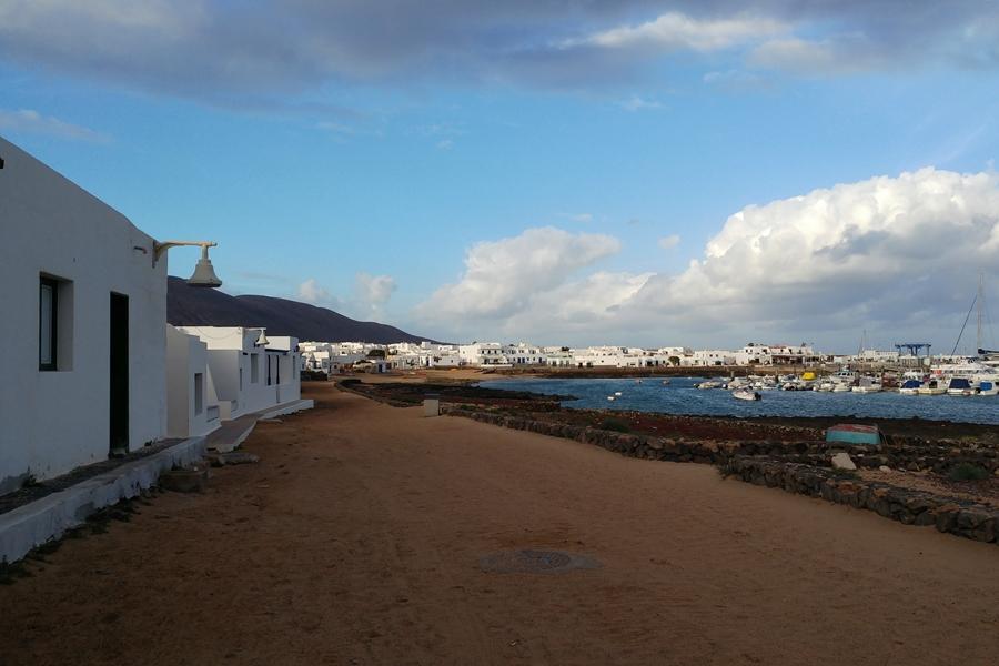 La Graciosa wyspa piasku i wiatrów wycieczka z Lanzarote