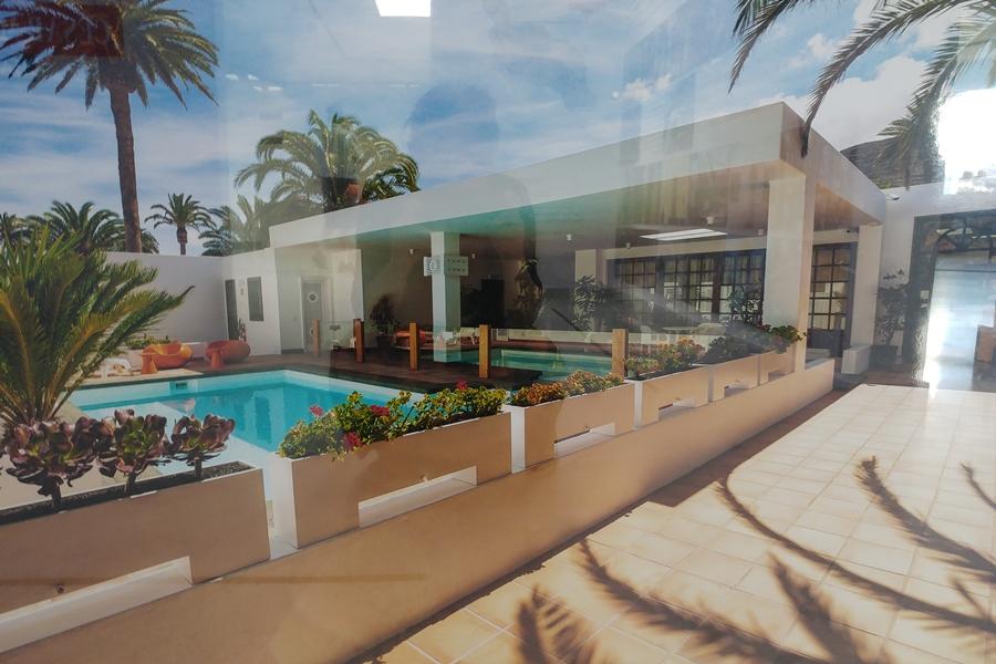 Casa del Palmeral, Haria, Lanzarote, Cesar Manrique