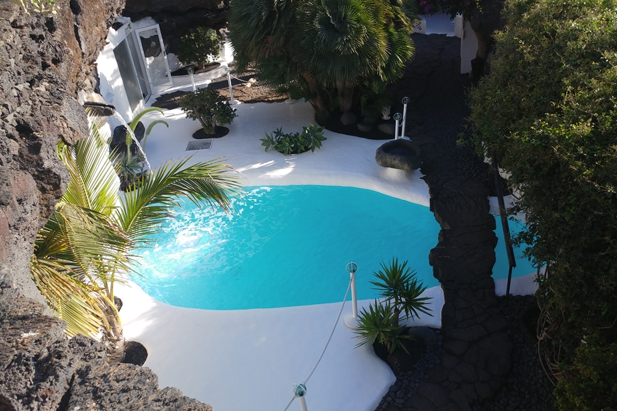 Casa del Volcano, Tahiche, Lanzarote, Cesar Manrique