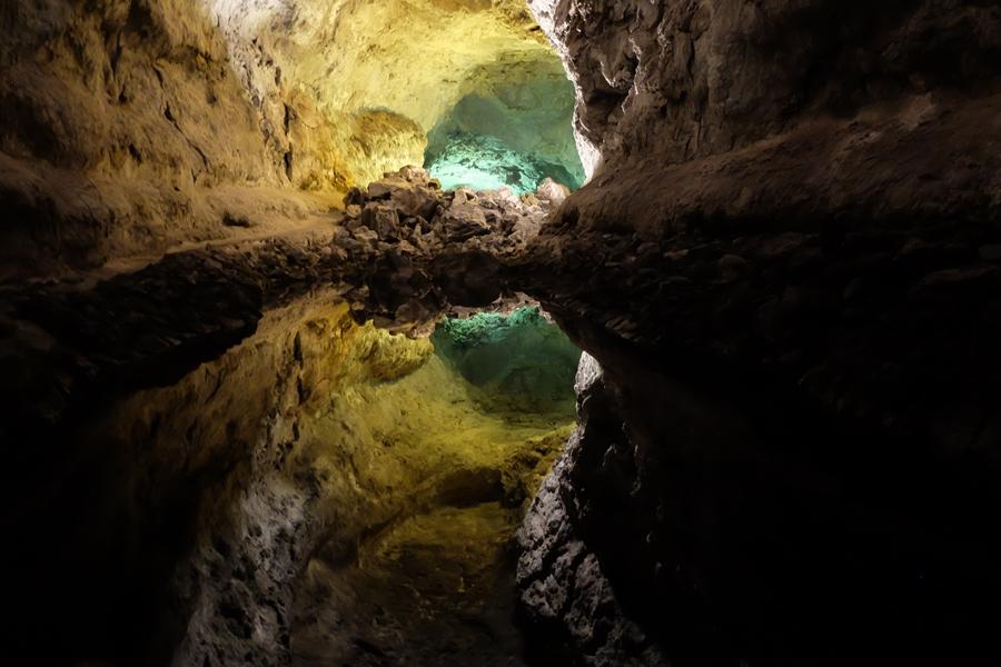 Cueva de los Verdes, Lanzarote, Wyspy Kanaryjskie, Cesar Manrique