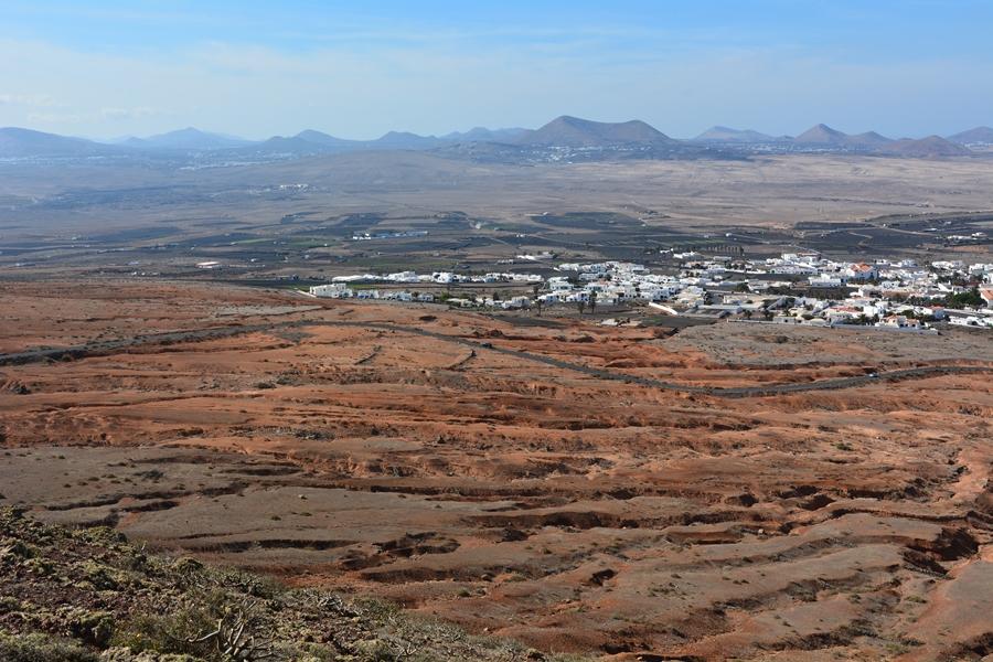 Lanzarote, miasteczko