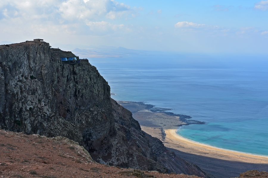 Mirador del Rio, Lanzarote, Wyspy Kanaryjskie
