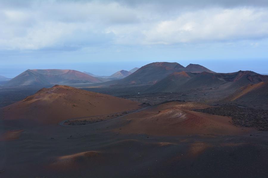 Park Timafaya Lanzarote, Wyspy Kanaryjskie