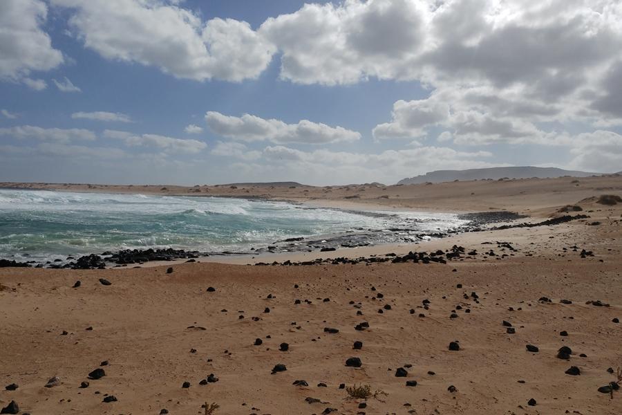 La Graciosa, plaża, wycieczka