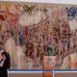Kneset i Marc Chagall w Izraelu - zwiedzanie parlamentu izraelskiego