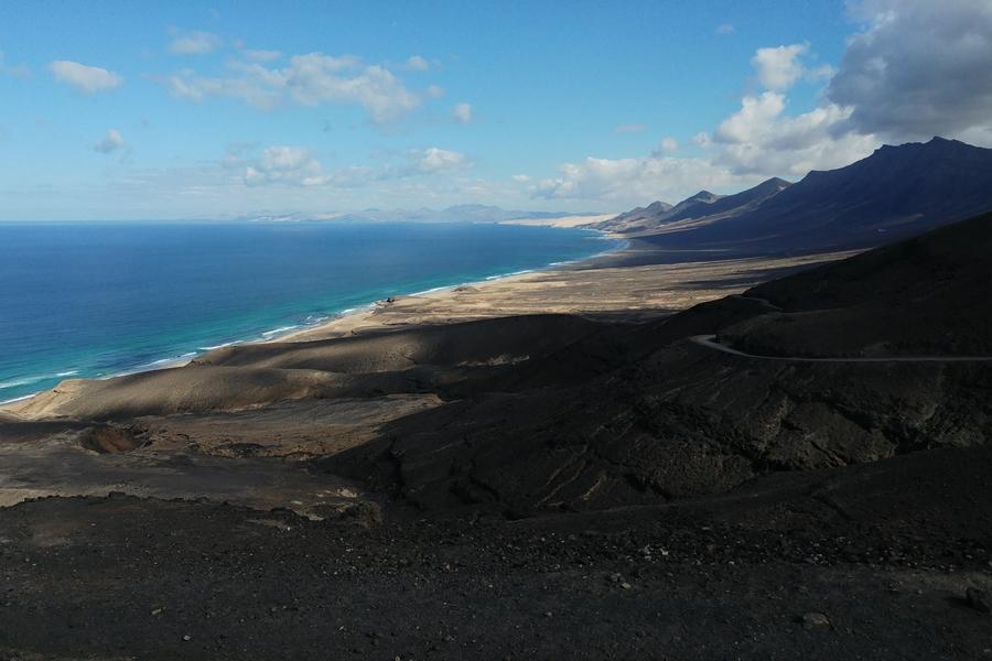 Cofete Fuerteventura plaże