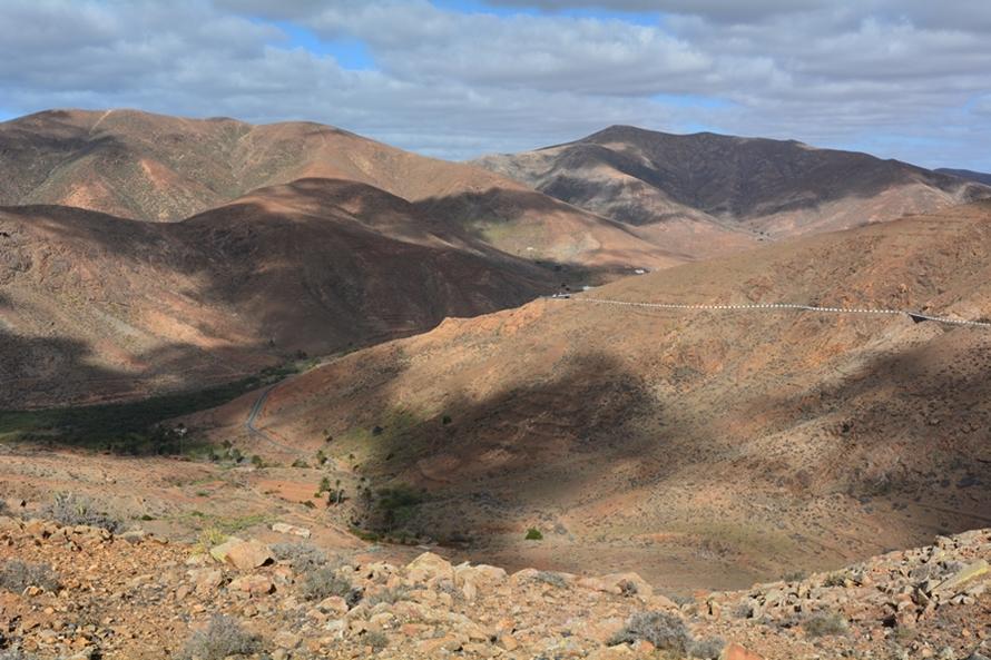 Fuerteventura, punkt widokowy