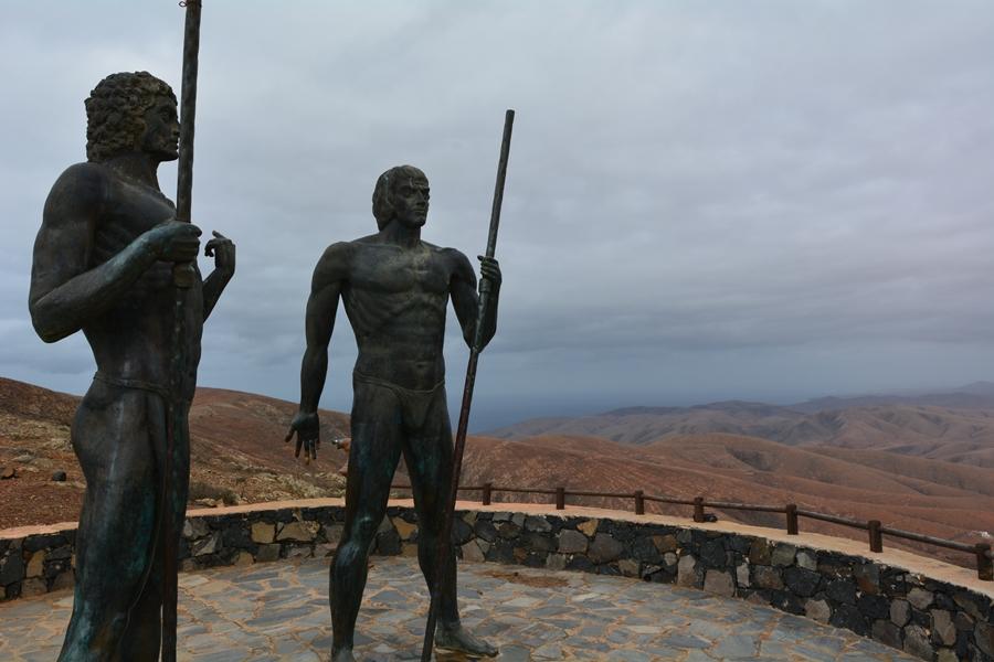 Guanczowie, Fuerteventura