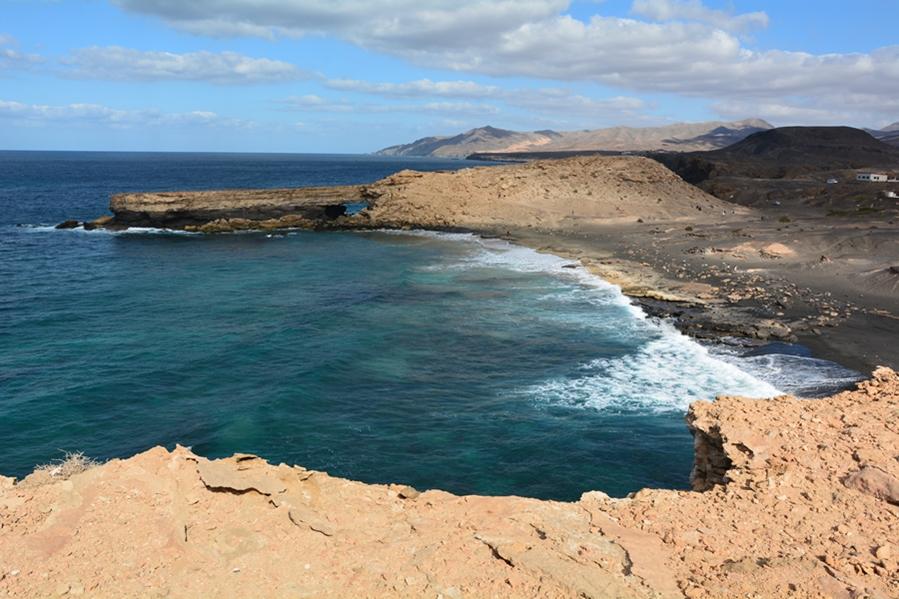La Pared, surfing, Fuerteventura
