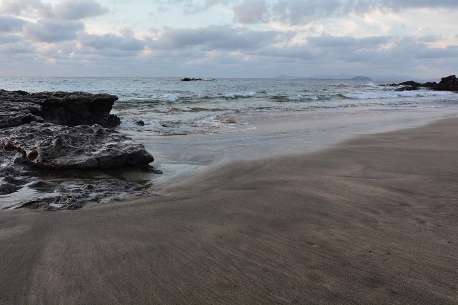 południe Lanzarote, pląze