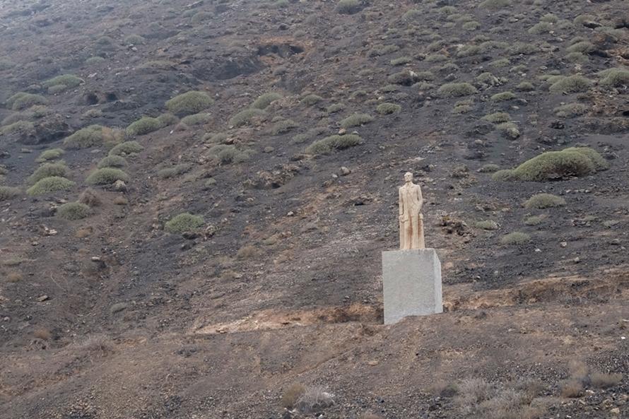 Montana Tindaya Fuerteventura