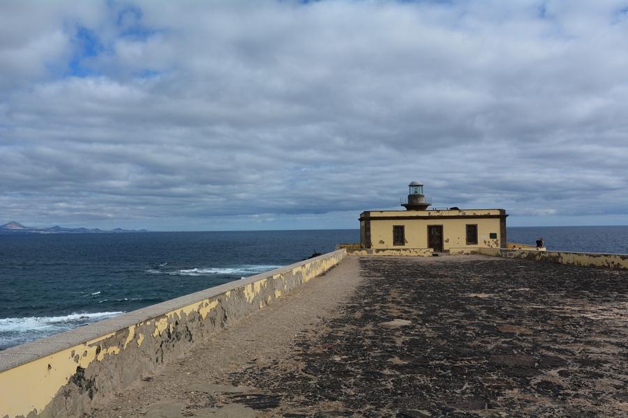Wyspa Lobos, Kanary,wycieczka