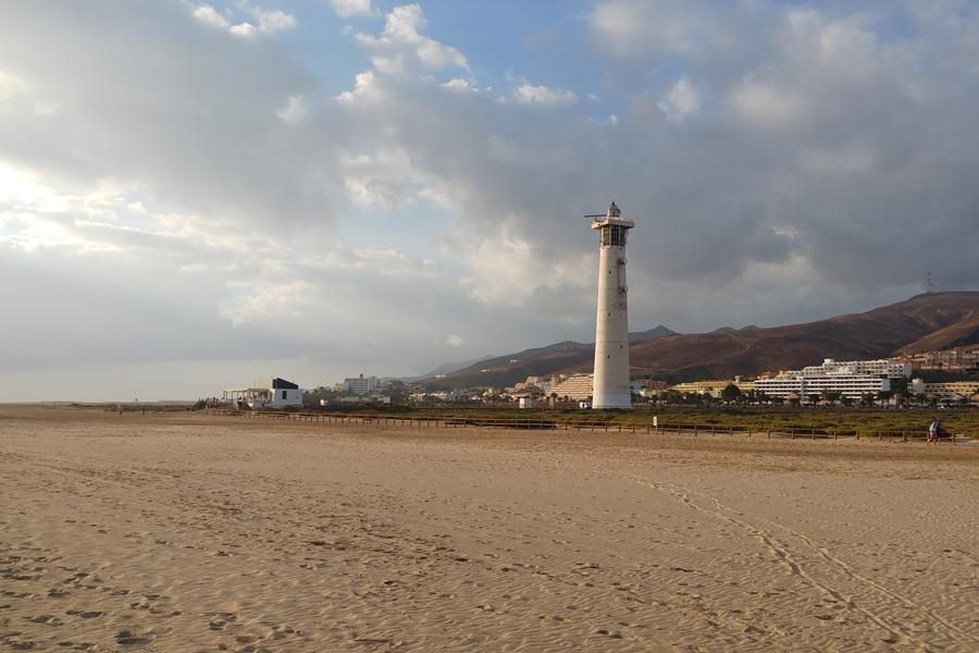 Fuerteventura, pleże Morro Jable