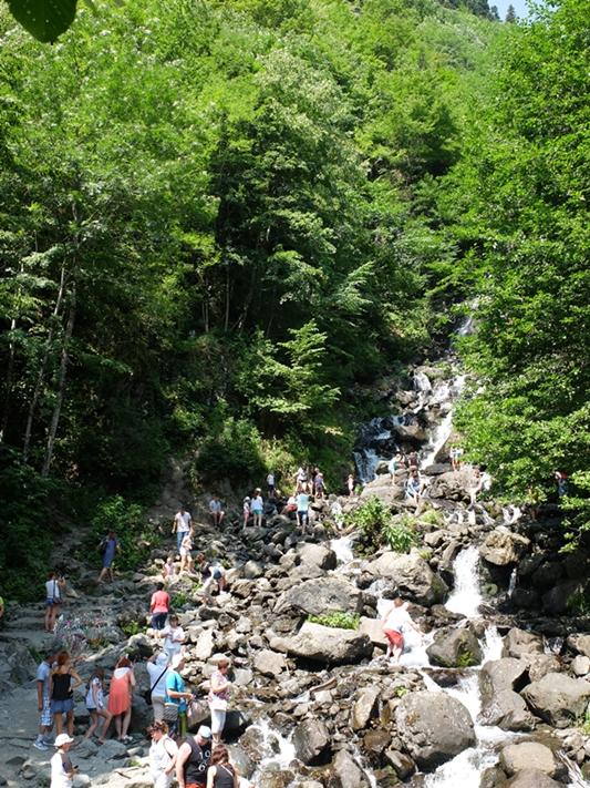 Kaukaz, Abchazja, Park Narodowy Rica
