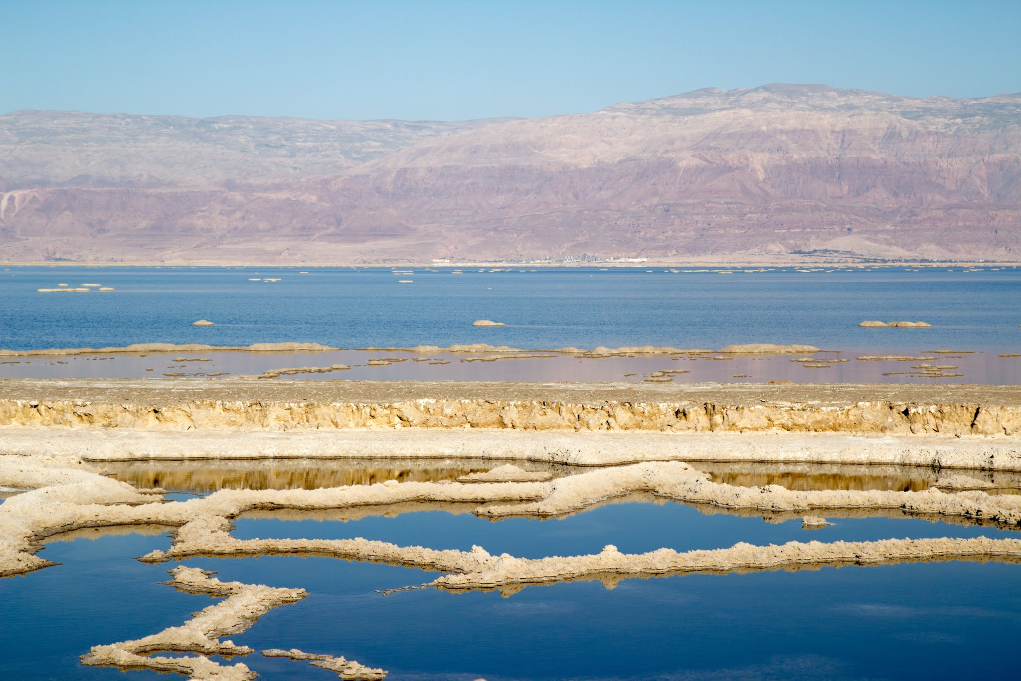Morze Martwe, Izrael