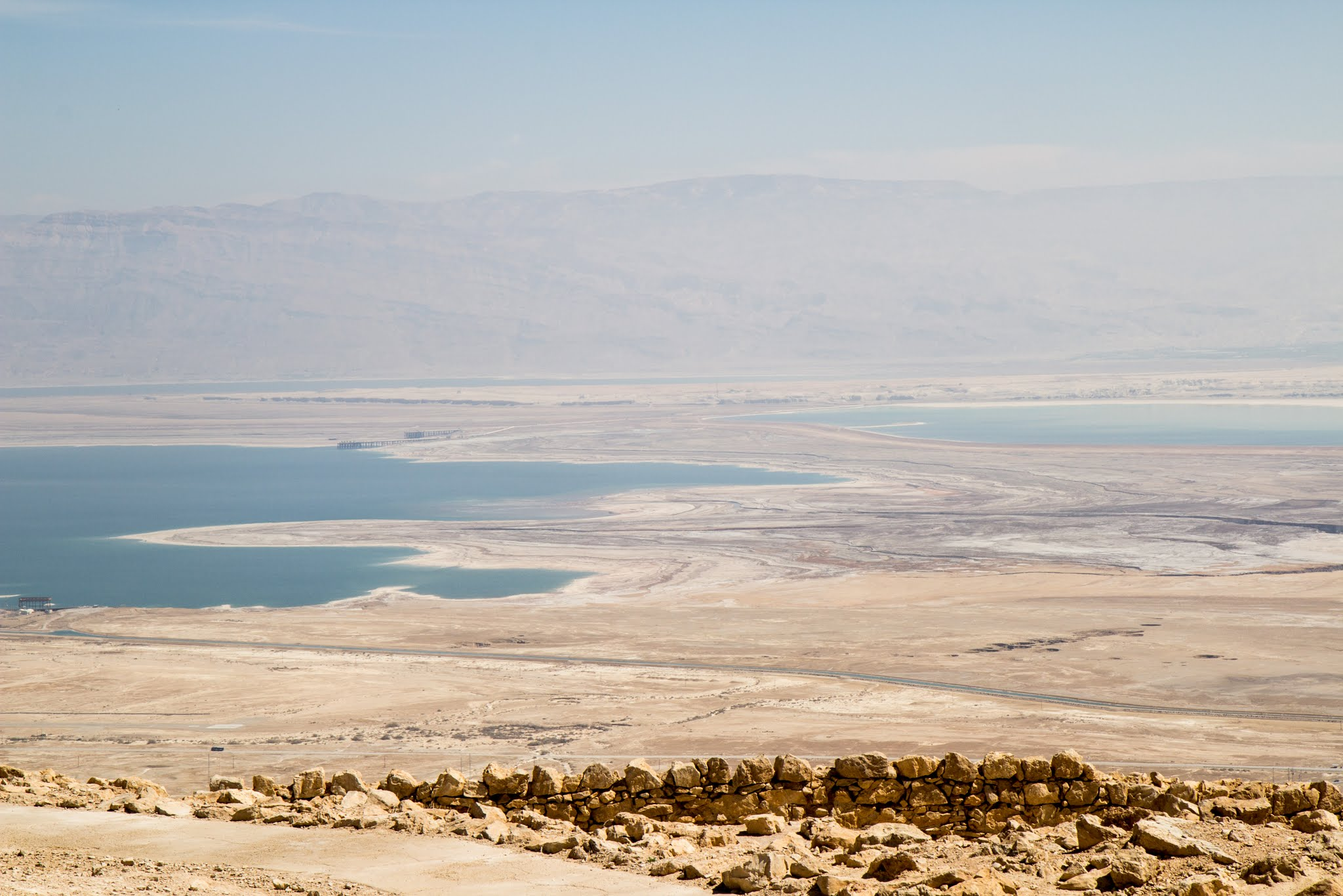 Twierdza Masada, Izrael