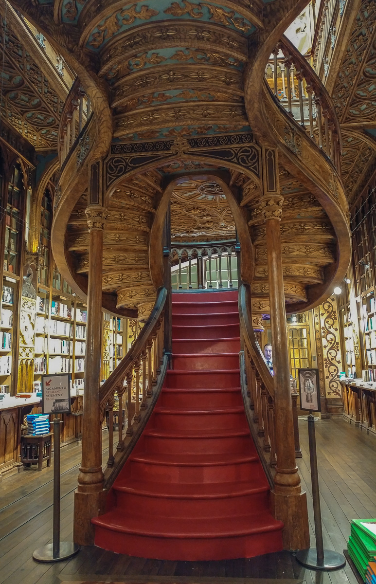 Księgarnia Lello a Harry Potter, Porto