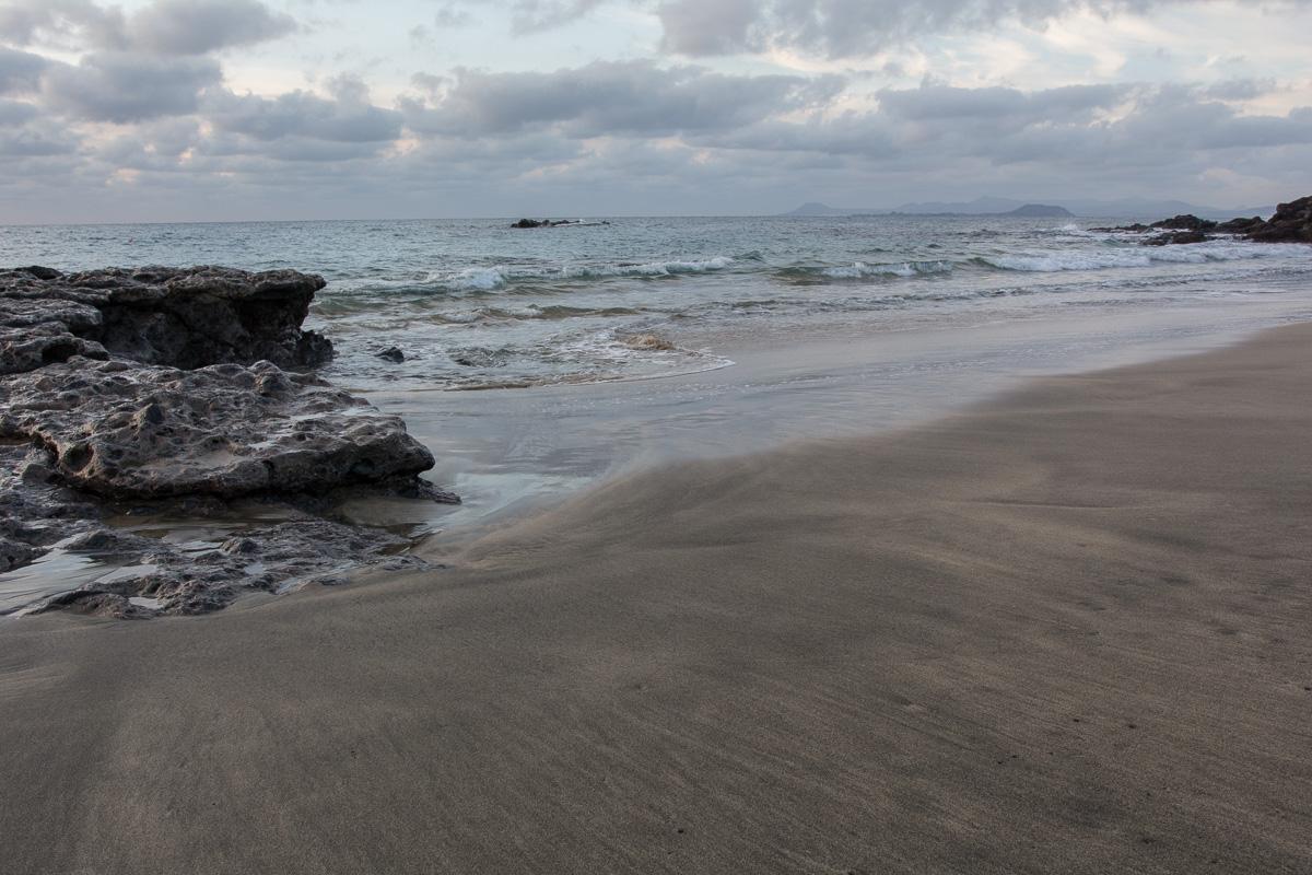 plaże i szlaki Lanzarote, Ajaches